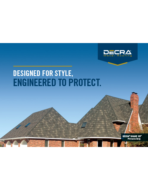 Decra Engineered to Protect