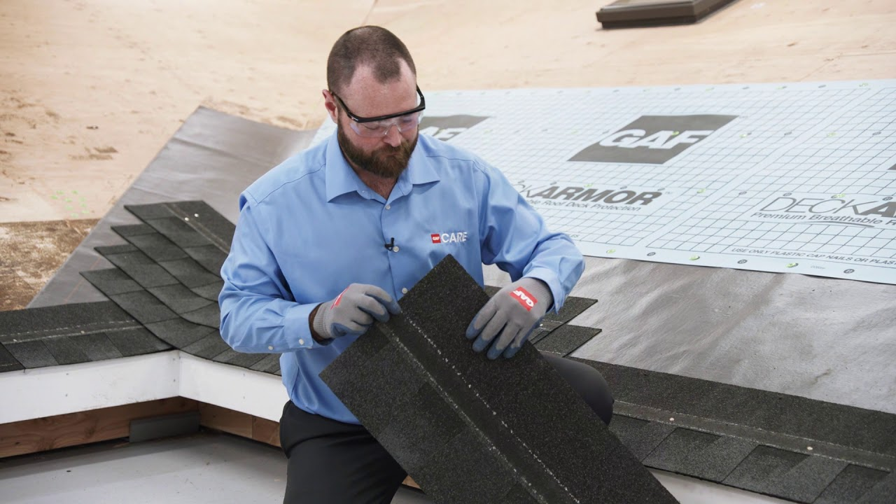 How to Install Timberline HDZ Shingles