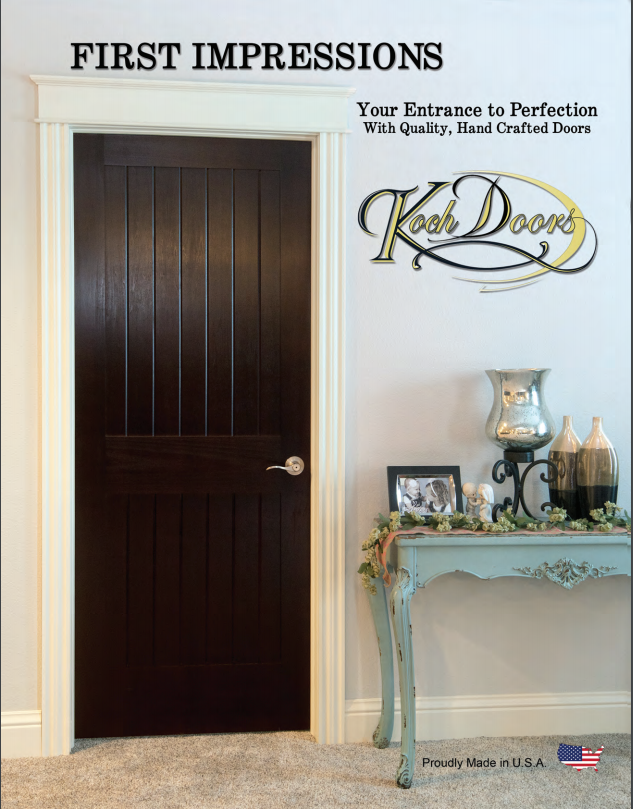 Koch Doors Catalog