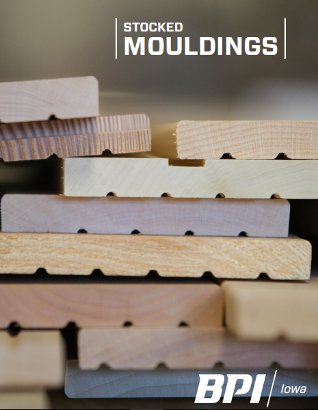 Iowa Stocked Moulding Catalog