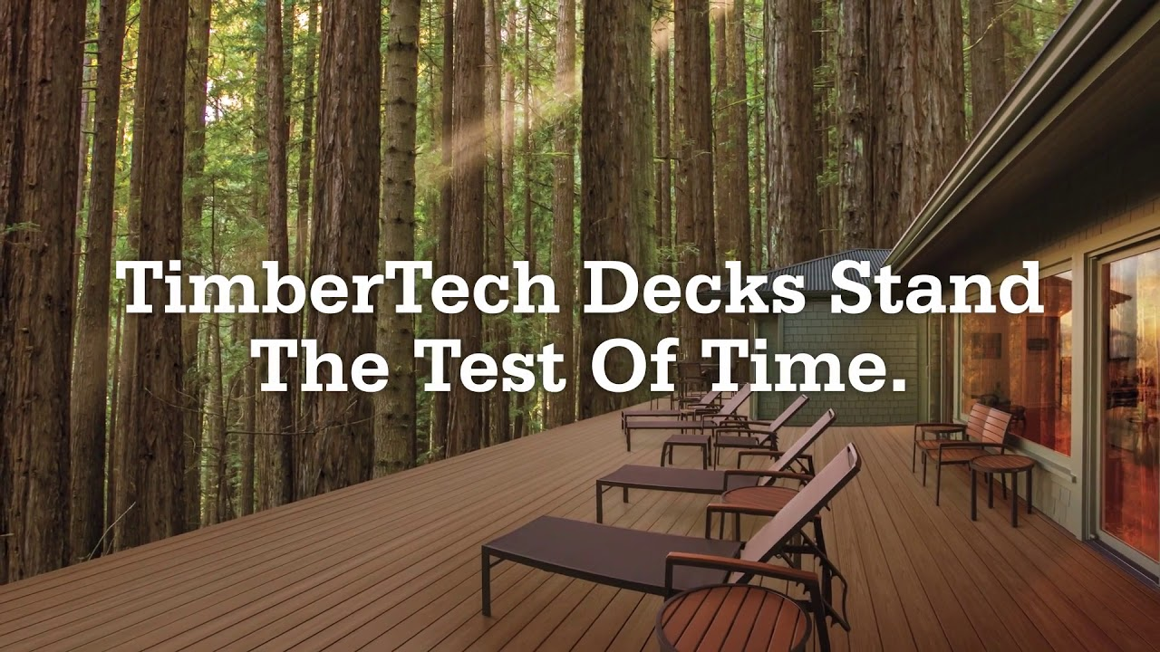 Timbertech Stands the Test of Time